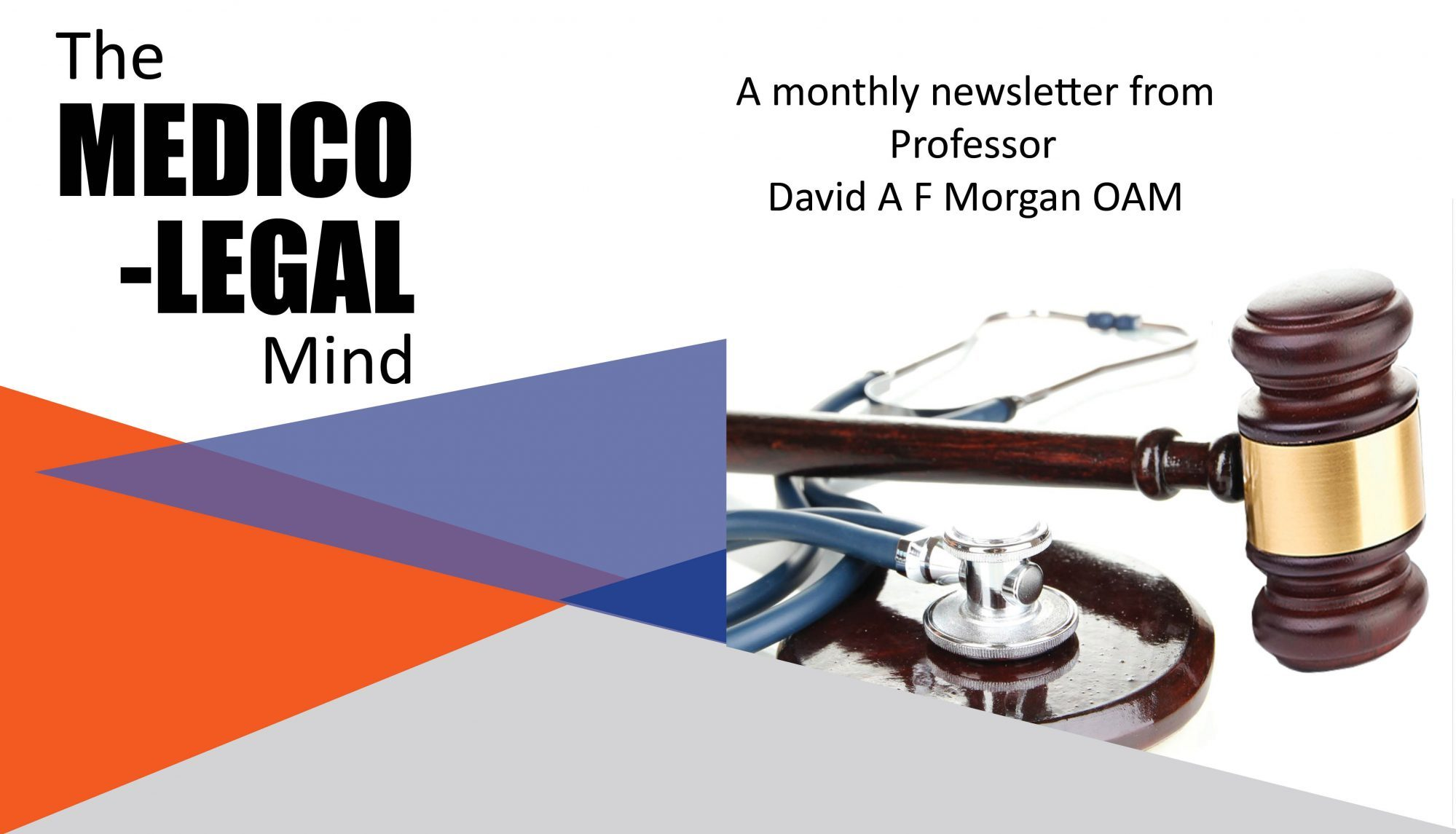 The Medicolegal Mind